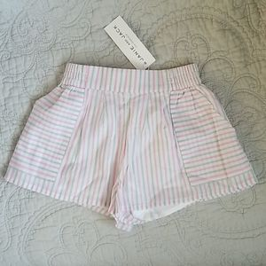 🦋3/$30🦋Janie and Jack Pink Striped Shorts
